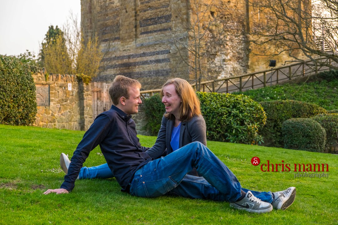 portrait photo shoot in Guildford
