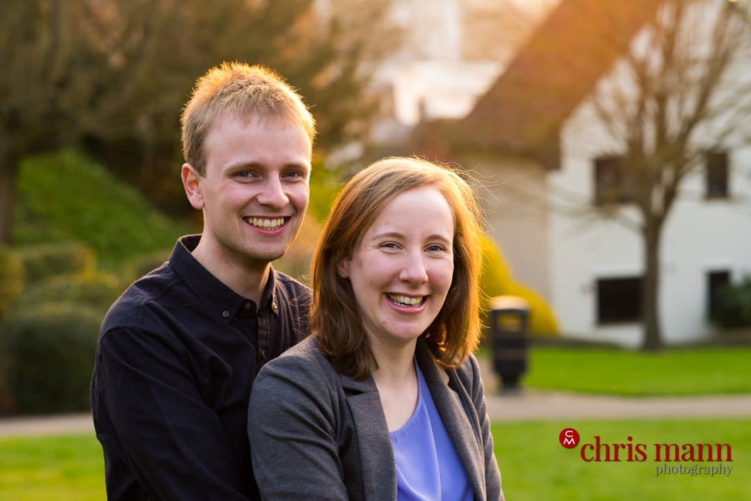 Guildford engagement photo
