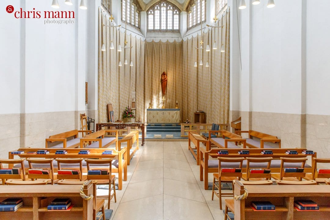 Lady Chapel Guildford Cathedral