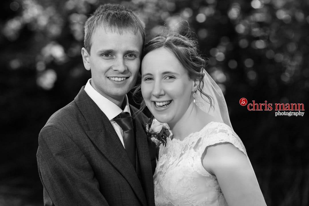 bride and groom wedding photos Eashing Bridges Surrey