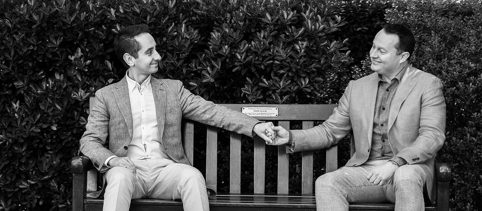 London pre-wedding shoot | Jason & John