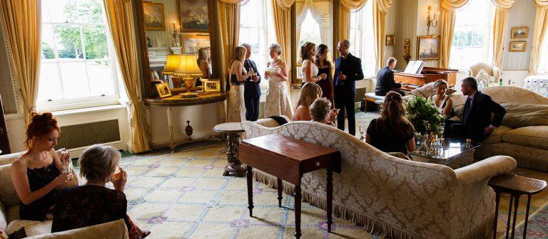 Brocket Hall Wedding Anniversary Party | Sue & Richard
