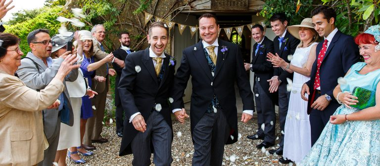 Brympton wedding | Jason & John | sneak peek