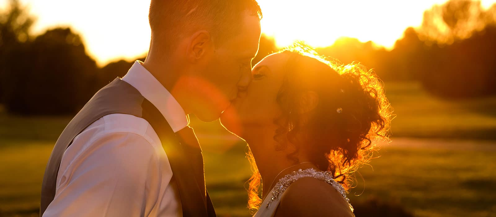 Leatherhead & Surrey Downs wedding | Elle & James