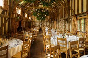 Gate Street Barn Surrey wedding venue