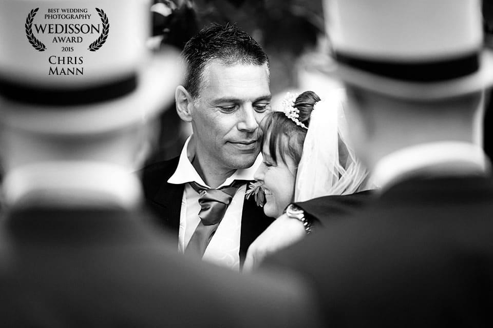 Wedisson Award winning photo 2015 by Chris Mann