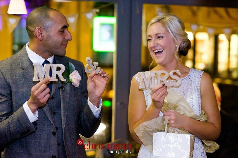 Wimbledon Church Wedding Photos | Kim & Austin