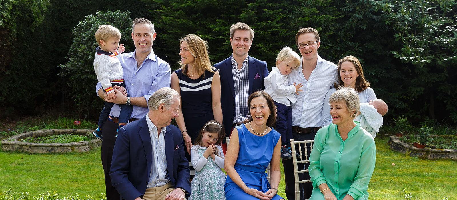 Windsor family portrait photos