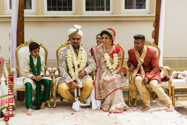 Asian Hindu wedding Cheshire