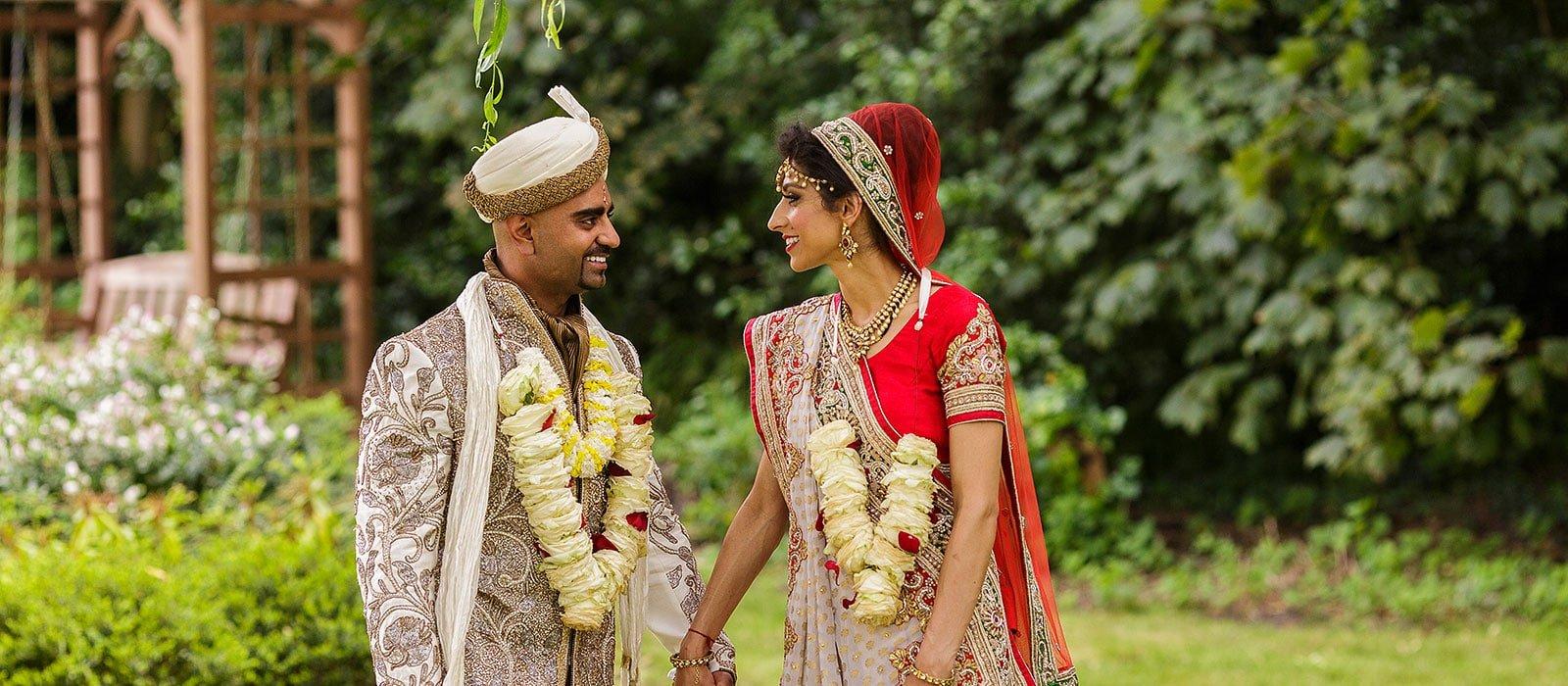 Asian Wedding Photography Cheshire | Prav & Bobbie