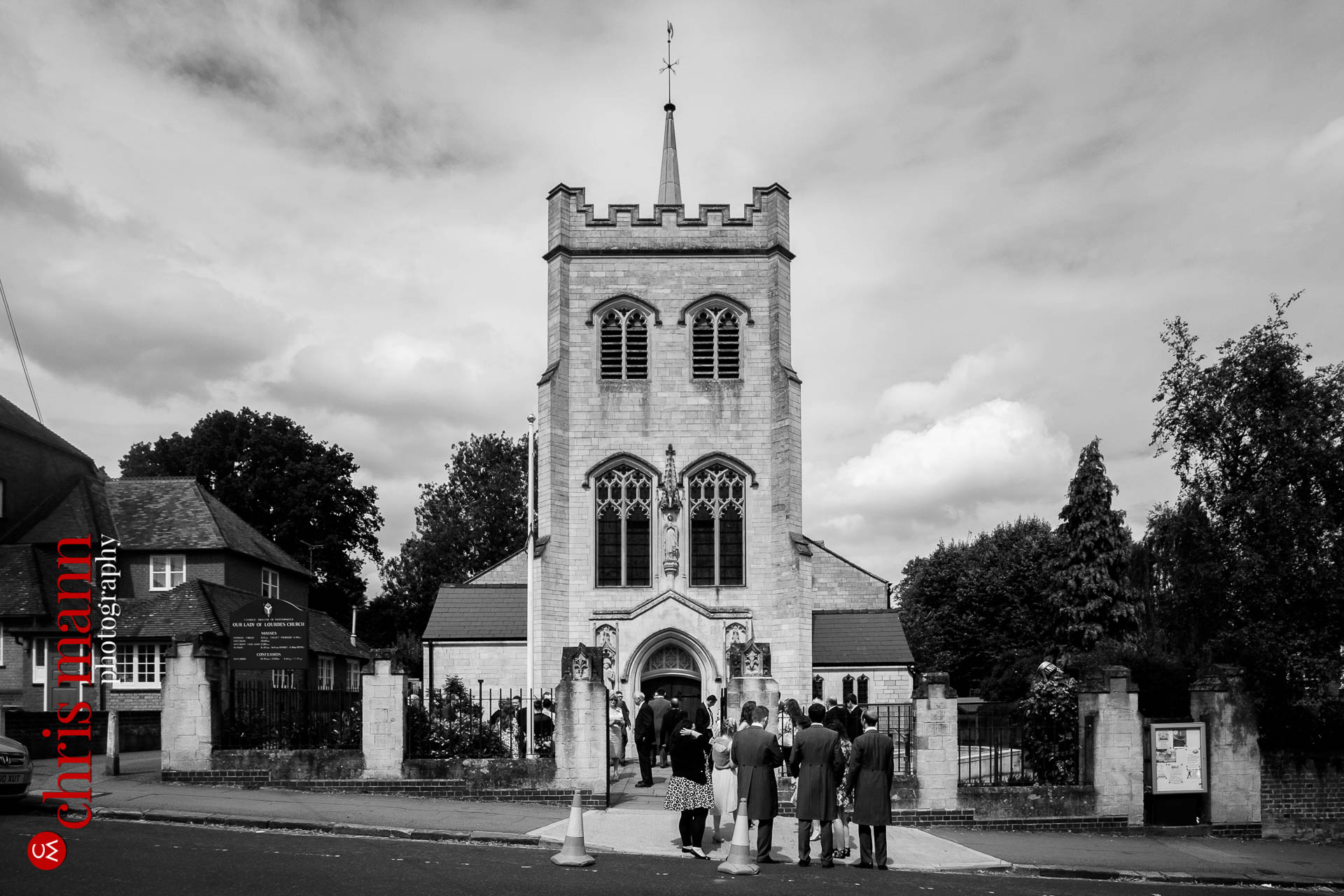 Our Lady of Lourdes Catholic church Harpenden