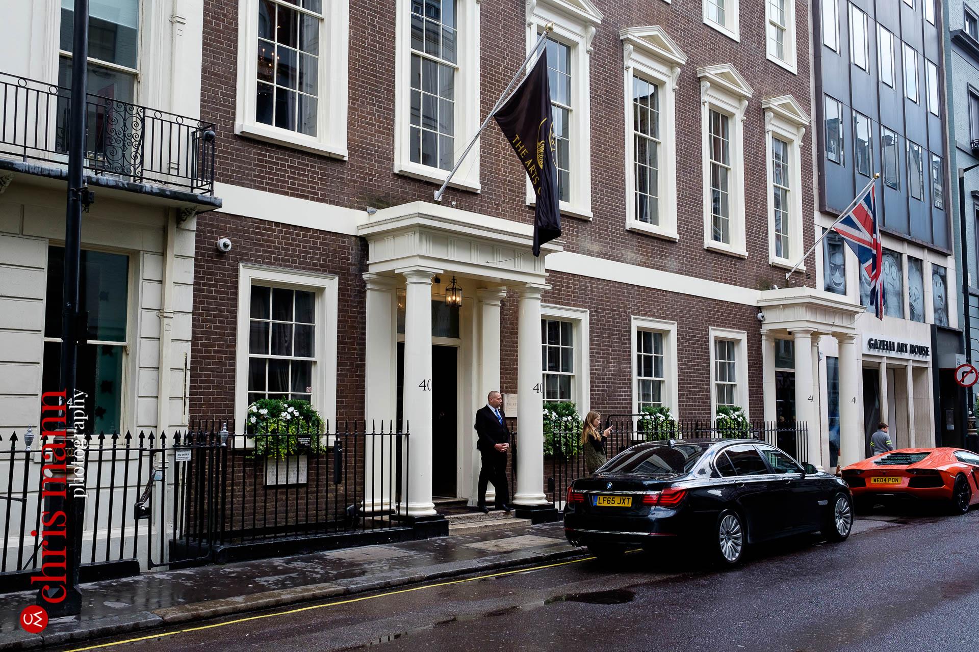 Arts Club Mayfair London W1