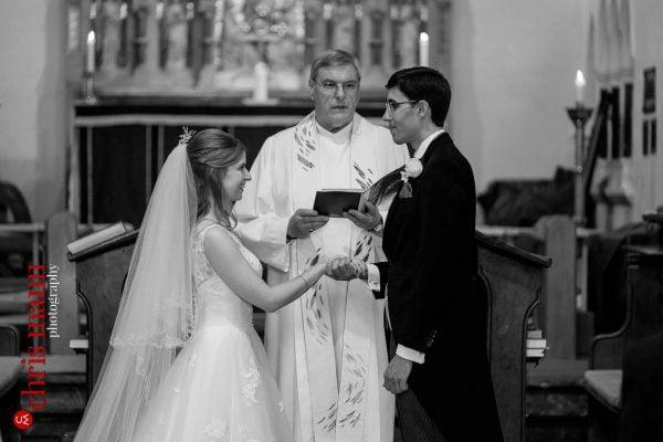 leatherhead church wedding