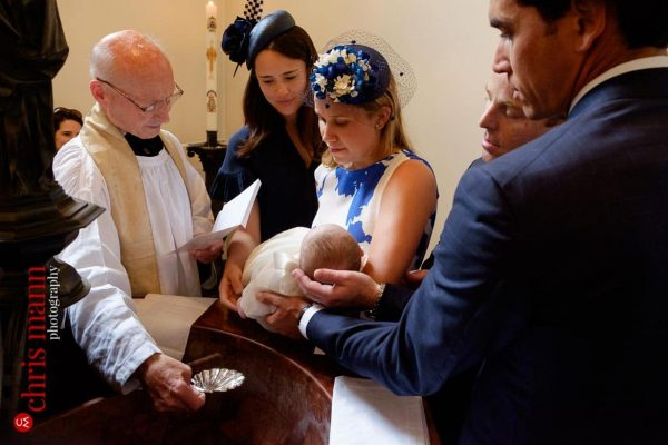 Brompton Oratory Christening photos | Victoria and Family