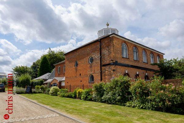 Kings Chapel Amersham wedding