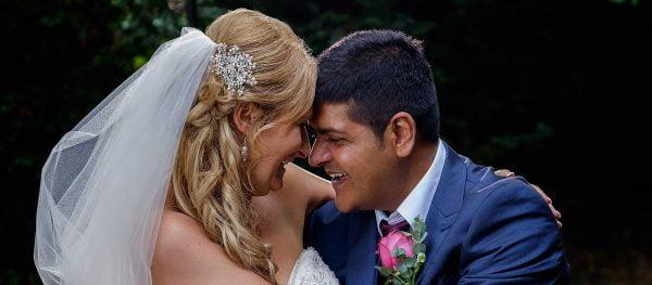 Kings Chapel Amersham wedding photos | Helen and Harj