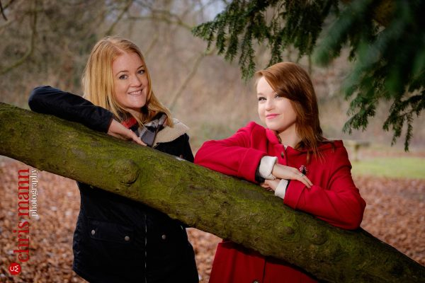 Read more about the article Winter portrait shoot at Sheepleas