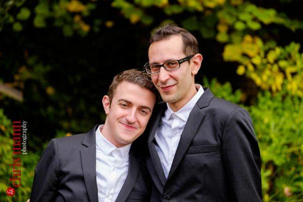 Southwark wedding – Two Benjamins