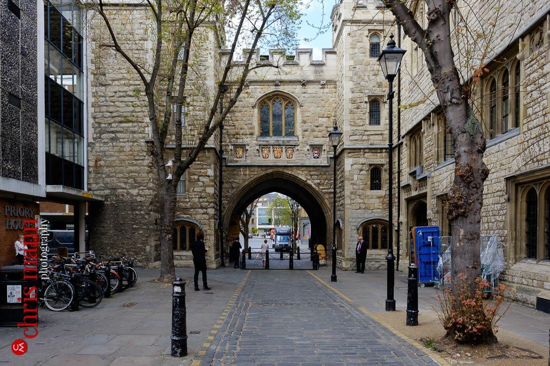 St John's Gate Clerkenwell London St John's Museum