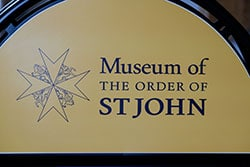 St Johns Museum Clerkenwell London