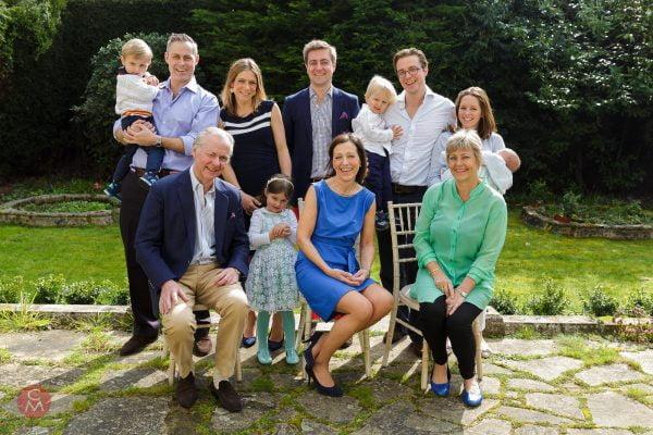 family group photo portrait photography Chris Mann