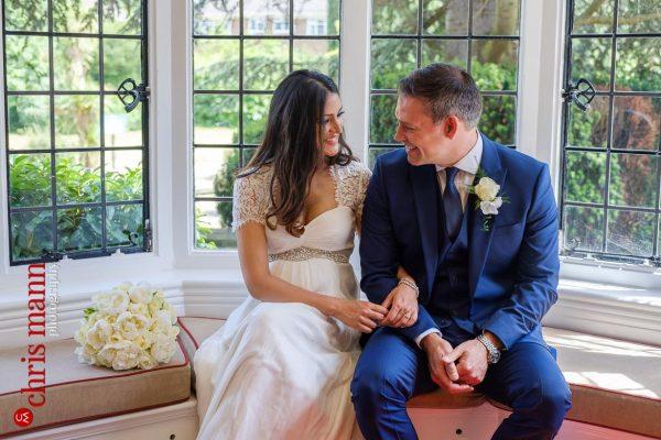 Weybridge wedding photography | Venita & Gareth