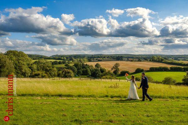 Surrey garden wedding in Gomshall | Jessica & Ben