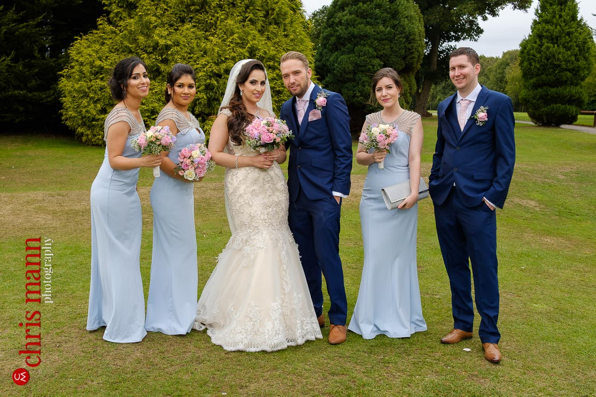 Kingswood Golf and Country Club Wedding photography