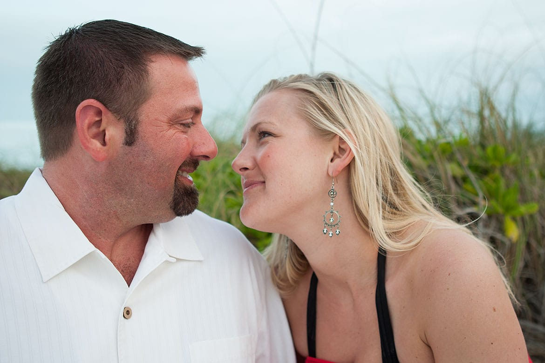 Caribbean Engagement shoot Turks + Caicos | Michelle + Michael