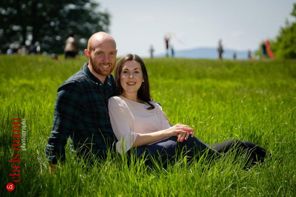 Box Hill Engagement Shoot | Gemma & Simon