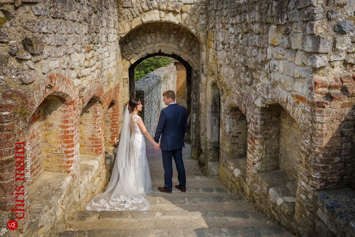 Farnham Castle anniversary shoot