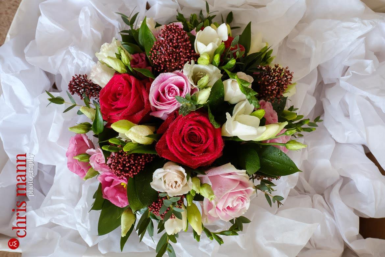 Mickleham Church Box Hill wedding bridal bouquet