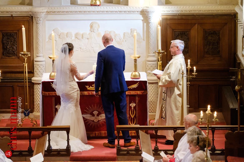 Mickleham Church Box Hill wedding