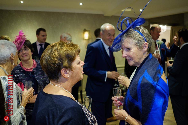 Mercure Burford Bridge Hotel - guests chatting