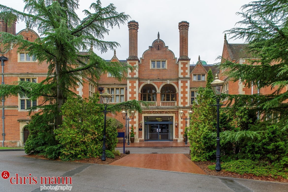 Fairmont Windsor Muslim wedding venue aka Savill Court Htel