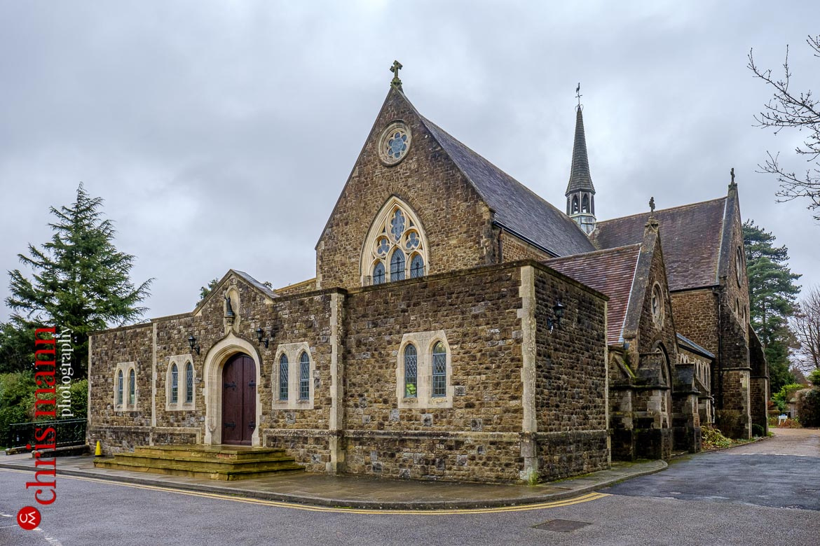 Sacred Heart Church Caterham