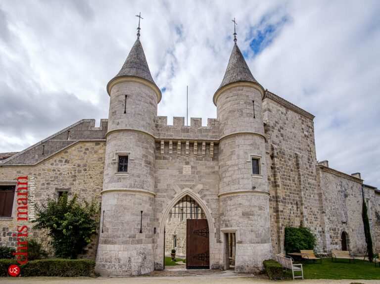 Chateau de Lisse wedding France