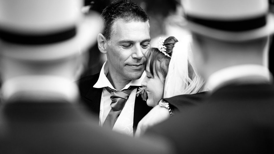 Guildford Surrey wedding photographer Chris Mann